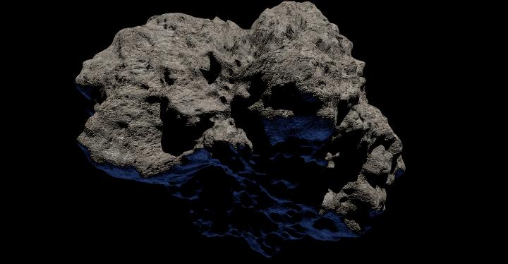 NASA: un astéroïde géant va frôler la Terre le 29 avril, il est surveillé de près