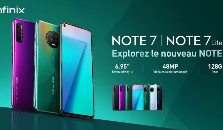 Des rumeurs suggèrent qu'Infinix prévoit de lancer un nouveau smartphone moyen à haut de gamme sous la série NOTE