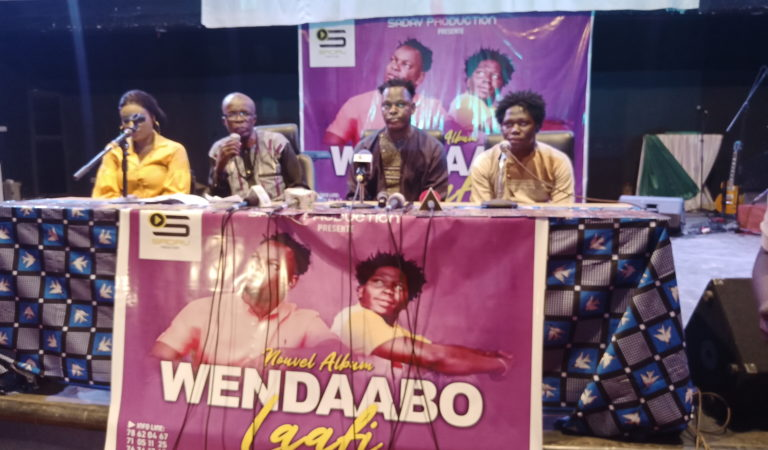 Le groupe WENDAABO : Un troisième grandiose album