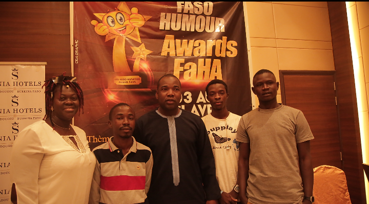 FASO HUMOUR AWARDS: Première édition !!